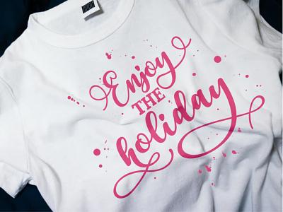 Lovely Yollandy - Handwritten Font design typography script lovely lettering handletter font cute branding beautiful