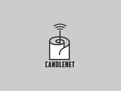 Candlenet Network Logo Design network signal network logo minimalistic logo candle logo candle logo design creative logo logo inspiration brand identy logodesign brand identity brand design abastact logo branding logo logo design modern logo