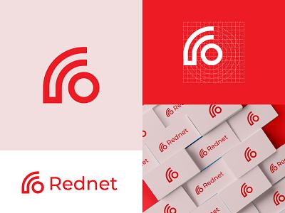 Minimal Letter R Logo brand design brand identity abastact logo branding logo modern logo logo design
