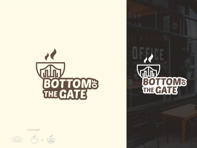 Coffe Gate Cafe Logo Design graphicdesign corporate identity awesome logo professional logo logo maker coffe gate logo gate logo creative logo design logo designer logo inspirations coffe logo design minimal logo design cafe logo brand design brand identity abastact branding logo logo modern logo logo design