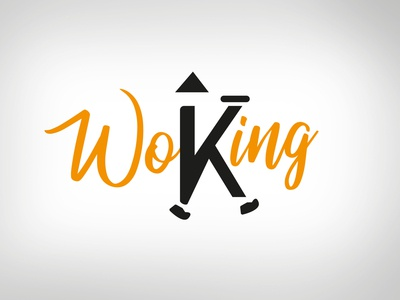 Woking Restaurant Logo