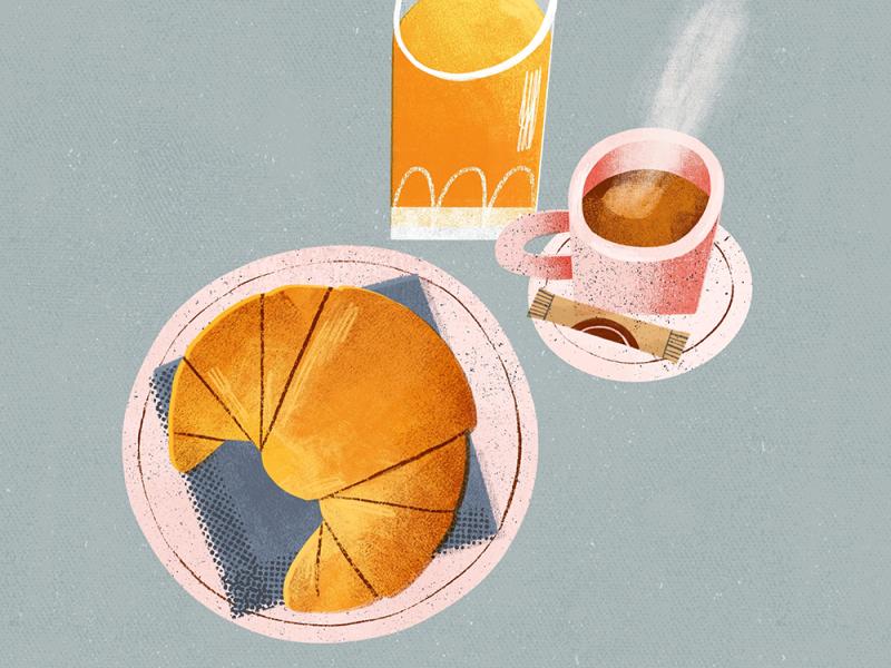 Breakfast by Essi Kimpimäki
