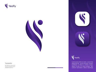 Yeofly Logo Design design illustration logo logo design logodesign business logo design business logo