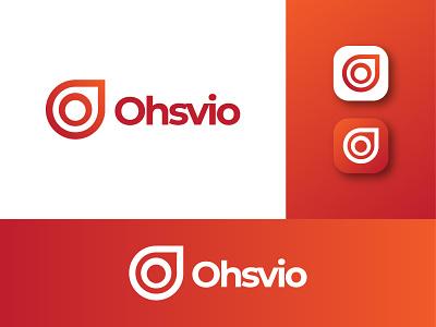 Ohsvio Logo Design letter logos letter logo design logotype letter logo o logo logos modern logo design logo design logo logodesign business logo design business logo