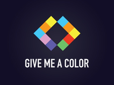 Give Me A Color app side-project logo
