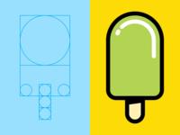 Popsicle Logo