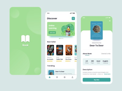 Book Shop App Ui Design journalism app illustration minimal ui design logo facebook app ui massenger app ui book cover design book design book cover e-commerce shop ui e-commerce book ui book sell app ui book buy app ui
