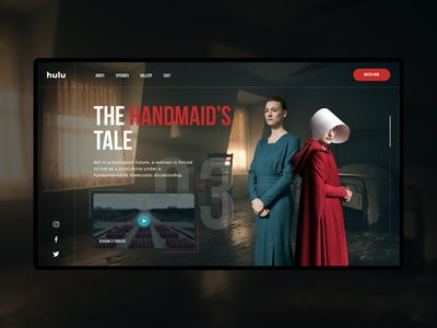 The Handmaid's Tale Web Page