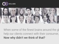 Website Design - Kolabs