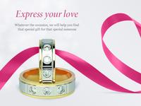 Website Design - SH Jewellery