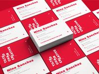 20/31: New Biz Cards