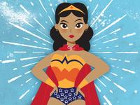 29/31: Wonder Woman