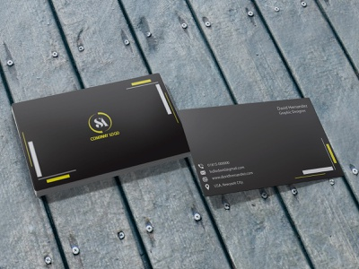 Business Card Design design minimal branding branding design logo design photoshop illustration business card design
