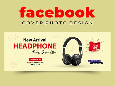 Facebook Cover Banner branding design branding design illustration photoshop facebook cover banner design facebook cover design facebook banner facebook cover