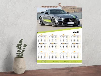 Calendar branding design branding design illustration photoshop calender flyer calendar calendar design