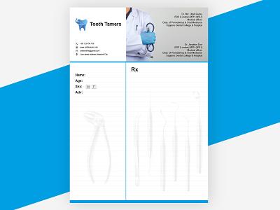 Doctor Pad branding design branding design illustration photoshop doctor design doctor dashboard doctors doctor
