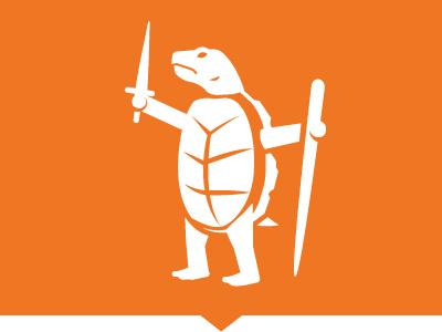 Turtle Gandalf illustration turtle gandalf security sword badass lord of the rings