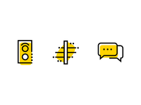 Stitch Data Icons