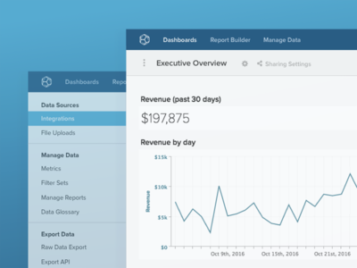 Business Analytics UI