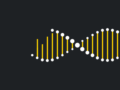Stitch DNA data hipaa dna illustration dots and dashes