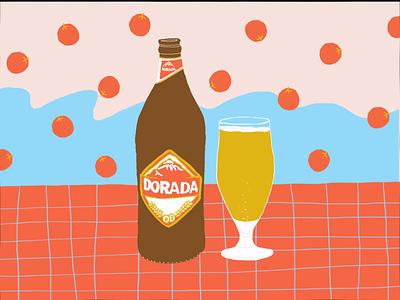 Dorada Beer reminder spain spain beer beer motion graphic motiongraphics motion graphics motion design motion illustrations digital digitalart digital art design illustraion designer illustration art digital illustration illustration illustrator