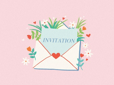 Invitation Illustration for VIP email email design email illustration graphicdesign drawing invitation design invitation illustrations illustration digital graphic design graphic digital painting design digitalart illustraion designer illustration illustration art digital art digital illustration illustrator