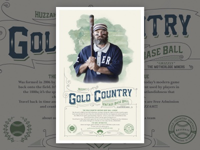 Vintage Baseball Poster branding typography illustrator design vector illustration