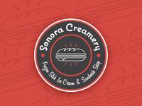 Sonora Creamery Logo