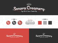 Sonora Creamery Brand