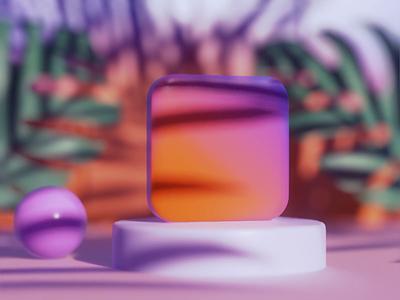 Instagram 3D 3d 3d animation blendercommunity eevee webdesig uidesign uiux logo illustration icon design icon flatdesign flat motiongraphics design art abstract render 3dart 3d art