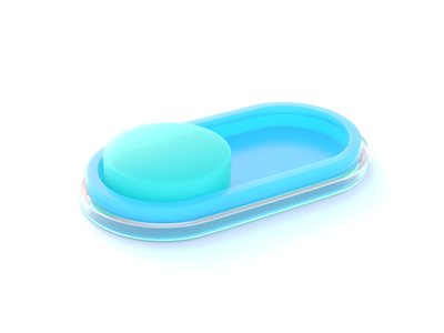 Fake button 3D colorful soft icon graphic design button uidesign web ux branding ui logo illustration render design art abstract 3dart 3d