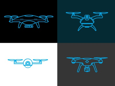 Drones flying high tech video drones drone