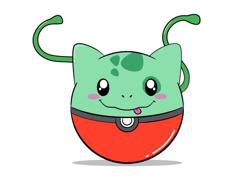 001 Bulbasaur pokemon go bulbasaur pokemongo pokeball pokemon