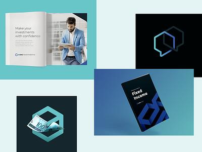 Cubo Brand test design logo branding identity brand identity brand