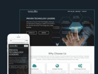 Fulcrum Point Technologies technology firm responsive design ux ui design web design