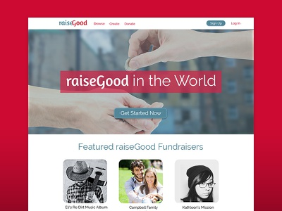 Dribbble Raisegood