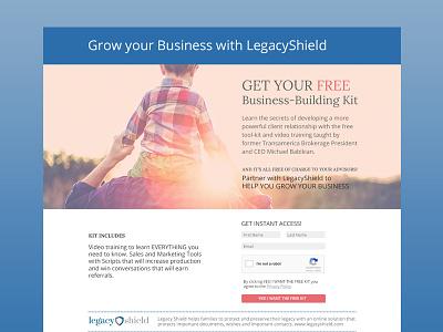 Legacy Shield cta business