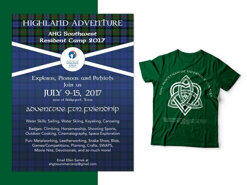 Event Invitation & TShirt Design