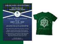 Event Invitation & TShirt Design