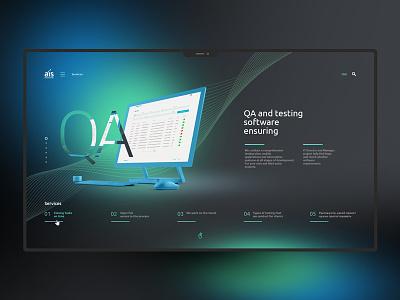 QA testing web ux