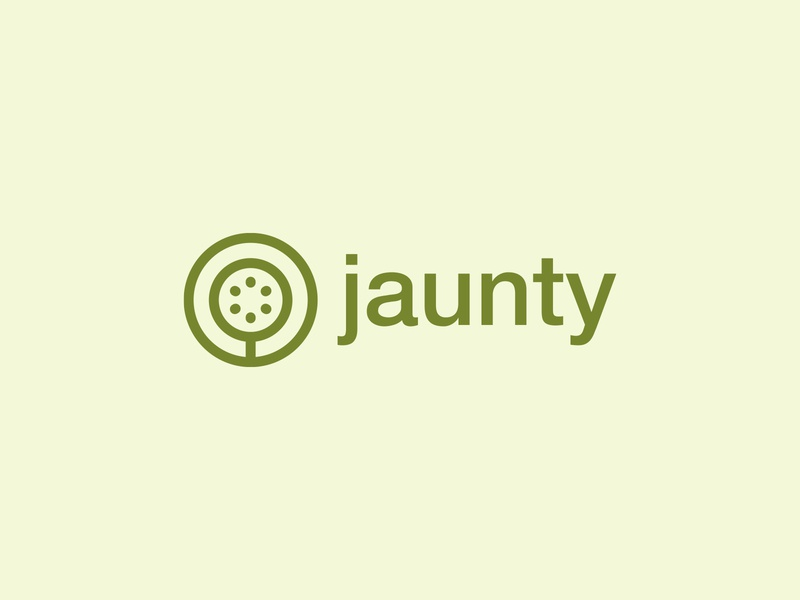 jaunty logo and bottle design typography jaunty identity fresh juice logo bottle design package juice fruit iconic minimal minimalist icon symbol mark logotype brand identity branding logo design logo