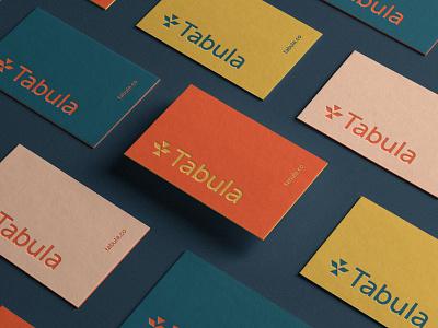 Tabula Brand Identity Design monogram t logo t minimalist mark logotype typography type fashion apparel clothing branding identity brand design logo