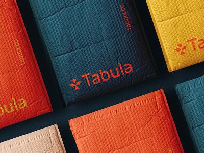 Tabula Brand Identity Design minimalist t logo t mark monogram minimal type logotype apparel clothing fashion branding identity brand design logo