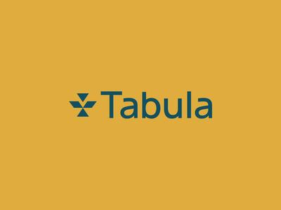 Tabula Brand Identity Design minimal minimalist t logo t monogram mark typography type fashion apparel clothing branding identity brand design logo