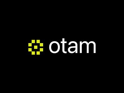 Otam Logo Concept wip icon mark symbol abstract o tech technology minimalist ai monogram branding identity brand design logo