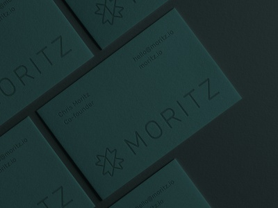 Moritz Logo and Business Card Design clothing fashion luxurious minimalist business card typography type lettermark initial mz z m abstract monogram mark branding identity brand design logo