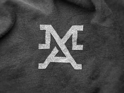 Unused MA Monogram minimalist unused ma a m lettermark monogram typography type branding identity brand design logo