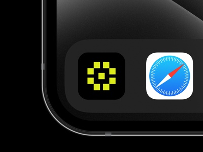Otam Logo and App Icon Design tech abstract minimalist o location software app icon app mobile icon icon mobile branding identity brand design logo