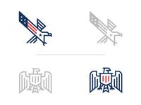 Patriotic Eagle - Top or Bottom?
