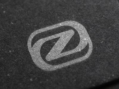 Z Lettermark mockup illustration lettering typography type initial minimalist monogram design lettermark logo z